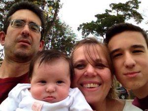 Família reunida!