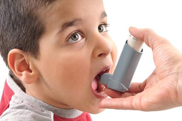 asma criança