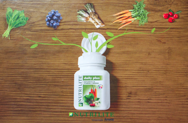 Daily Plus Nutrilite 2