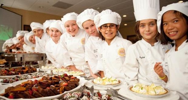 Feira de culinária infantil eataly