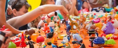 Feira de troca de brinquedos ses pompeia