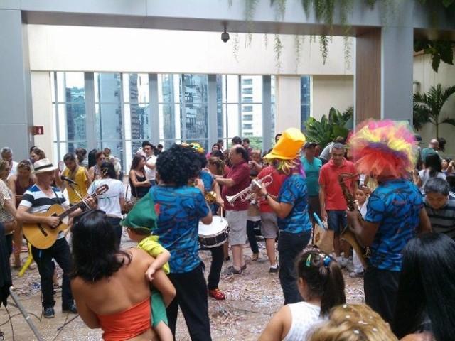 Tardes no Terraço Carnaval - Shopping Vila Olímpia (3)