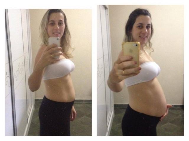 22 semanas gravidez
