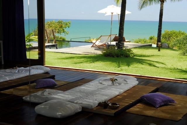 Sala de Massagem do Txai Itacaré - Foto: Divulgação