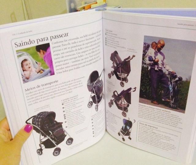 livro mamaes e bebes