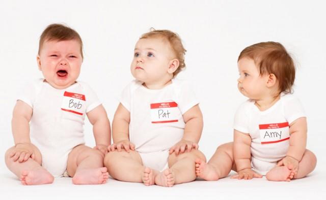 escolher o nome do bebê