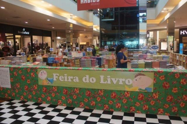 Feira do Livro - ParkShoppingSãoCaetano  (2)