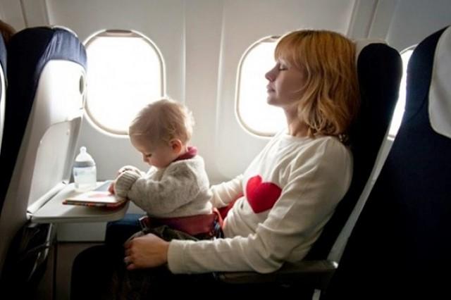 viagem com bebes