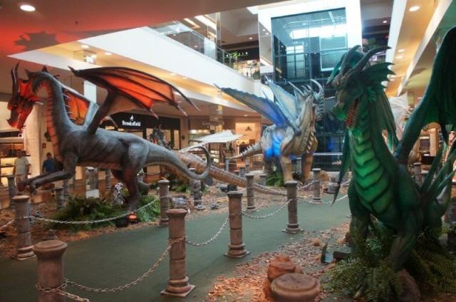 Na Era dos Dragões - ParkShoppingSãoCaetano (5)
