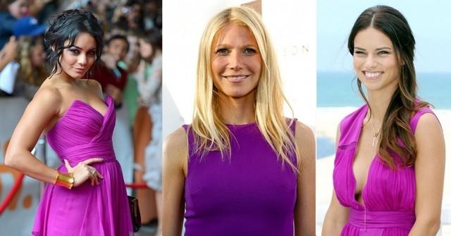 Tudo bem que essas mulheres são lindas, mas a cor realçou essa beleza