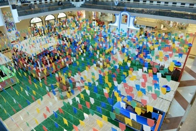 Shopping Anália Franco - Arraiá (2)